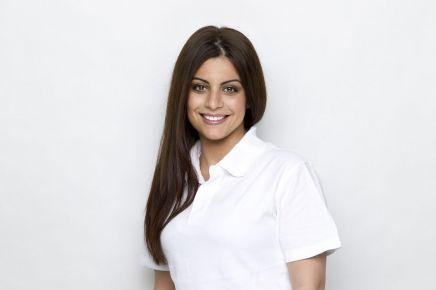 Klinikassistent Sibel Kuyulu