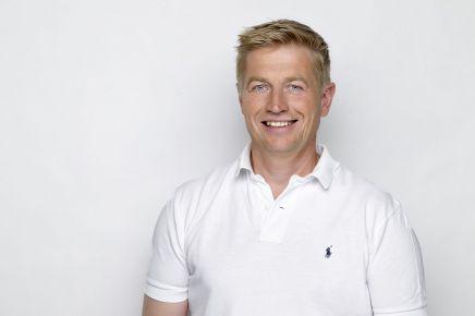 Jens Sondrup Andersen er tandlæge på frederiksberg