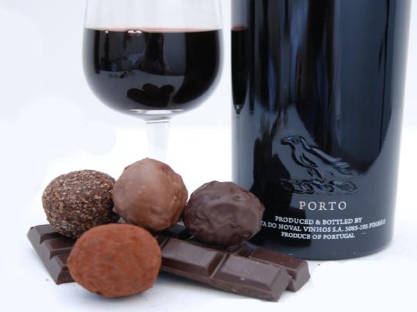 portvin-chokolade